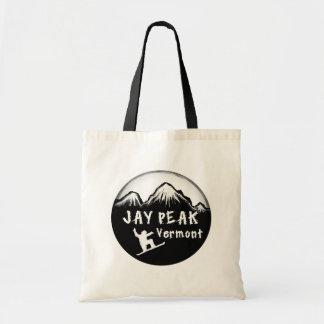 Esquiador artístico máximo de Jay Vermont Bolsa De Mano