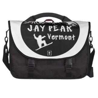Esquiador artístico máximo de Jay Vermont Bolsa Para Ordenador