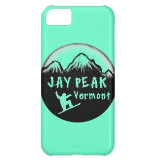 Esquiador artístico máximo de Jay Vermont Funda Para iPhone 5C