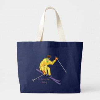 Esquiador Bolsa