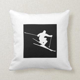 Esquiador Almohadas