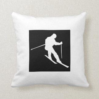 Esquiador Cojines