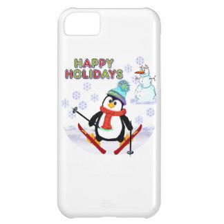 Esquiador del pingüino