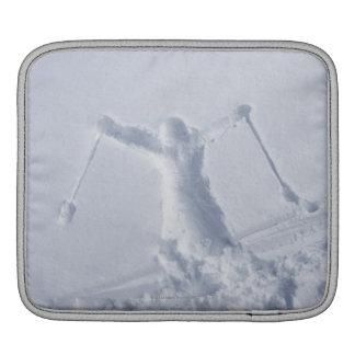 Esquiadores 2 mangas de iPad