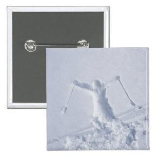 Esquiadores 2 pins