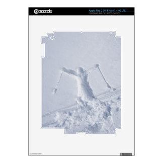 Esquiadores 2 iPad 3 skins