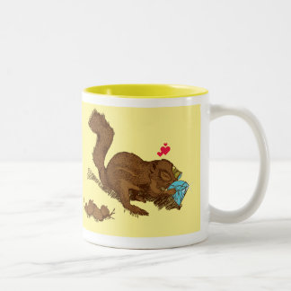 Esquilo Two-Tone Coffee Mug