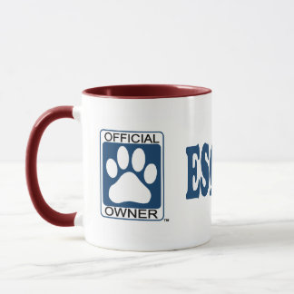 Esquimaux Blue Mug