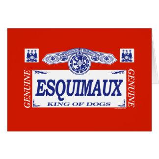 Esquimaux Card