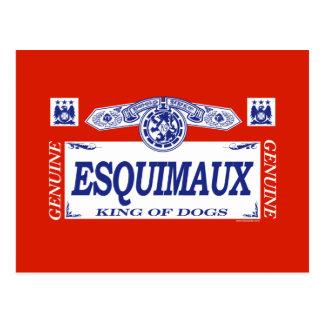Esquimaux Postcard