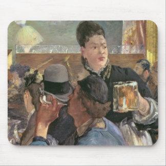 Esquina de un Café-Concierto, 1878-80 Alfombrillas De Raton