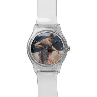 Esquina de ventajoso de Lawrence Alma-Tadema Relojes De Mano