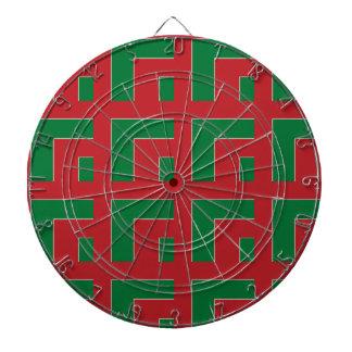Esquina del color rojo/verde (MG)