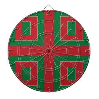 Esquina del color rojo/verde (TA)