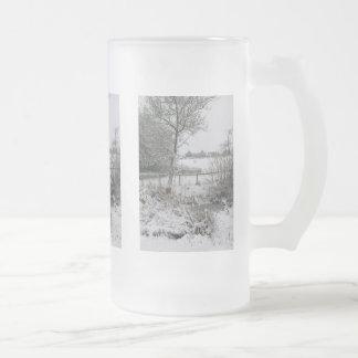 Esquina Nevado Tazas De Café