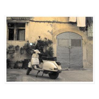 Esquina siciliana postal