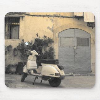 Esquina típica siciliana mousepad