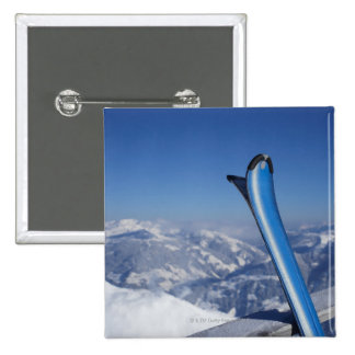 Esquís de reclinación pin cuadrado