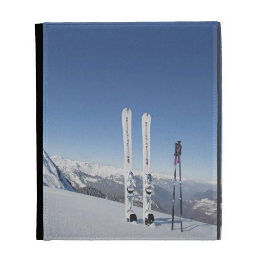 Esquís y esquí postes