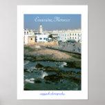 Essaouira, poster de Marruecos