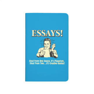 Essays: Steal 1 Plagiarism 2 Genius Journal