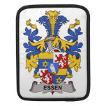 Essen Family Crest Sleeve For iPads
