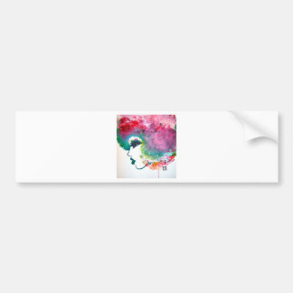 Essence Bumper Sticker