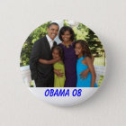 essence-magazine-the-obama-family-2, OBAMA 08 Button