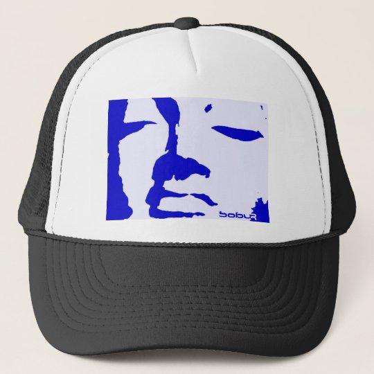 Essence of buddha trucker hat