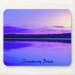 Essence of Calm 2, Sanctuary Point Mouse Pad
