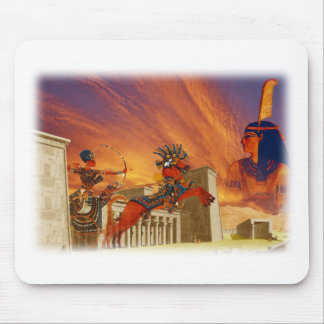 Essence of Egypt Mouse Pad