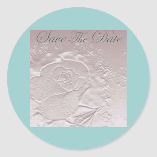 Essence of Rose: ? Classic Round Sticker