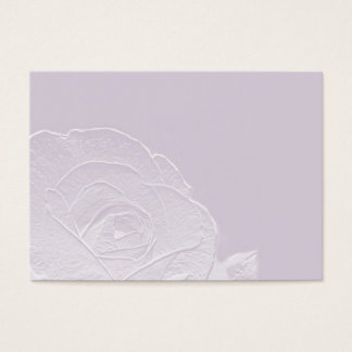 Essence of Rose Digital Art Business Card