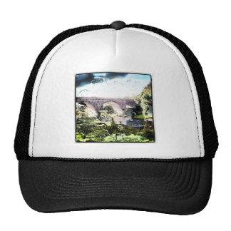 Essence of the Borders Trucker Hat