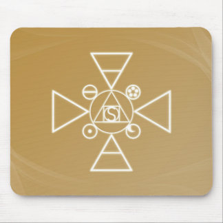Essence of the Spirit Mouse Pad