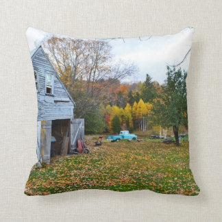Essence of Vermont Pillow