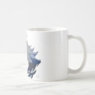 Essence of Wolf Coffee Mug