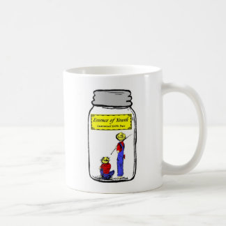 Essence of Youth Coffee Mug