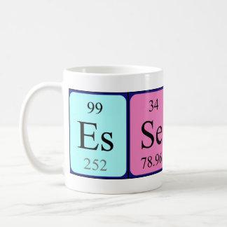 Essence periodic table name mug