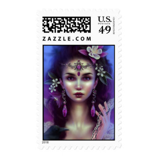 Essence Postage Stamp
