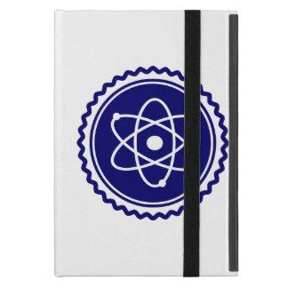 Essential Blue Atomic Model Seal iPad Mini Cases
