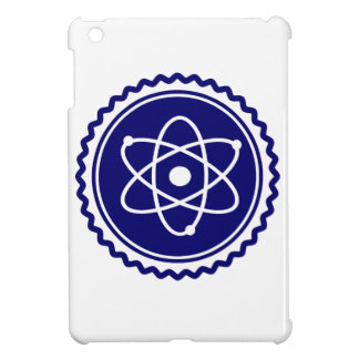 Essential Blue Atomic Model Seal Case For The iPad Mini