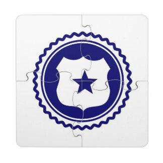 Essential • First Responder Puzzle Coaster