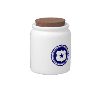 Essential • Law Enforcement Candy Dish