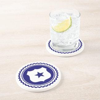 Essential • Law Enforcement Beverage Coasters