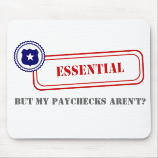 Essential • Law Enforcement Mouse Pad