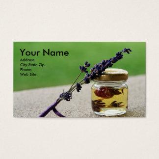 Essential Oils Business Cards Templates Zazzle