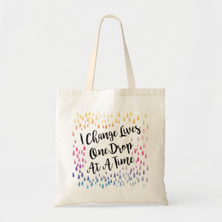 Essential Oil I Change Lives Tote