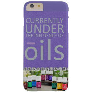 ESSENTIAL OIL UNDER THE INFLUENCE  iPhone 6 PLUS Barely There iPhone 6 Plus Case