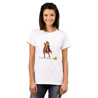 Essential Oils - Secret Power is Oils Tee Shirt